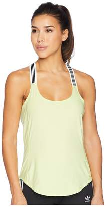 adidas Performer Cross-Back Tank Top Women's Sleeveless