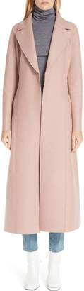 Harris Wharf London Long Wool Duster Coat