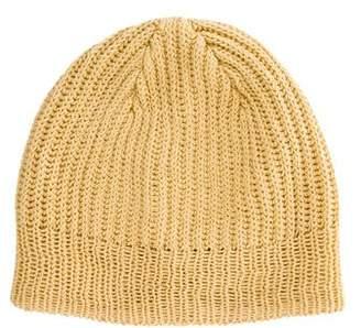 Burberry Linen Knit Beanie