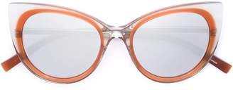 Jil Sander cat eye sunglasses