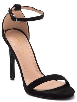 Chase & Chloe Gigi Ankle Strap Sandal