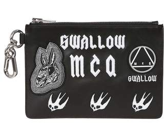 McQ Swallow Clutch
