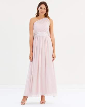 Dorothy Perkins Sadie One-Shoulder Maxi Dress