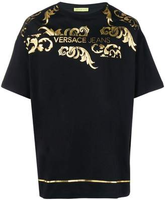0798a4e1b Versace Black Tops For Men - ShopStyle UK