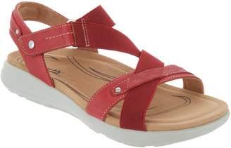 Earth Leather Adjustable Sandals - Bali