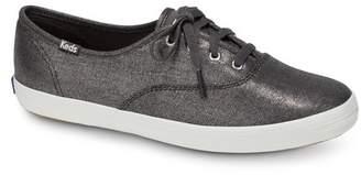 Keds Champion Metallic Linen Sneaker