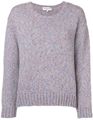 YMC speckled knit jumper