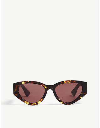 38c69640da0 Christian Dior DiorSpirit2 cat-eye-frame sunglasses