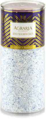 Agraria Lavender & Rosemary Bath Salt Tower, 16 oz./ 454 g