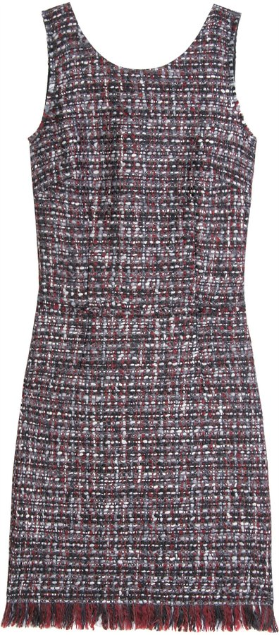 Dolce & Gabbana BouclÉ Mini Dress