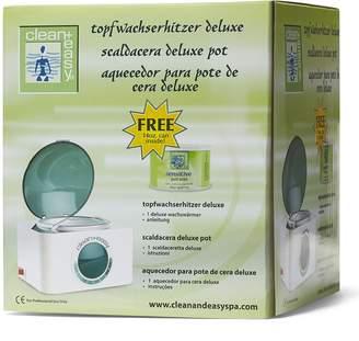 Clean + Easy Deluxe Pot Wax Warmer