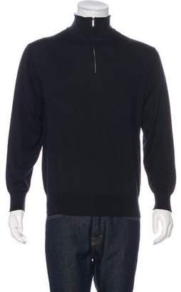 Loro Piana Zip Sweater
