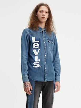 Levi's Sawtooth Western Shirt Chambray