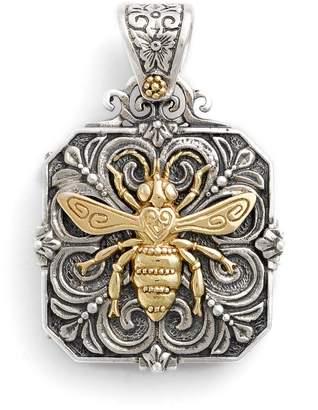 Konstantino 'Penelope' Bee Locket Pendant