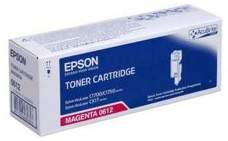 Epson High Capacity Magenta Toner Cartridge For Aculaser C1700 Colour Laser Printers