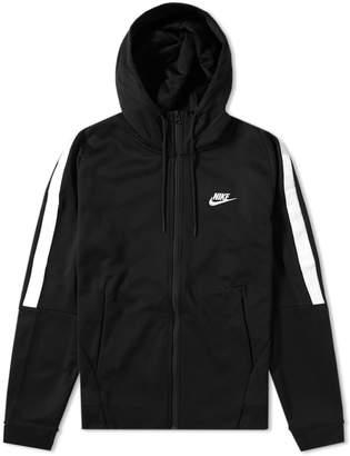 Nike Tribute Hooded Jacket