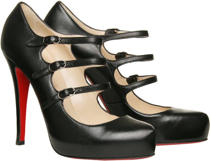 Christian Louboutin Lillian 120 Mary Janes