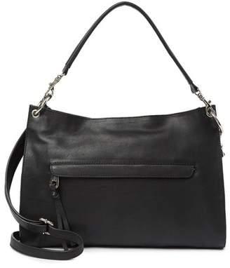Treesje Joelle Hawkens by Normandie Leather Top Zip Shoulder Bag