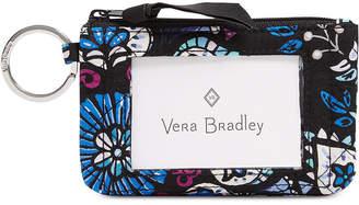 Vera Bradley Iconic Zip Id Case