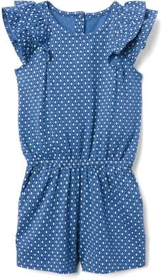 Gymboree Diamond Romper