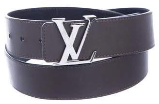 Louis Vuitton Reversible Initiales 40MM Belt