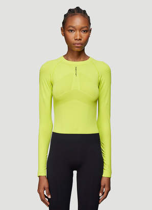 Unravel Project Tech Seamless Body in Green