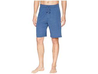 Jockey 50 Rayon/50 Poly Knit Sleep Shorts Men's Pajama