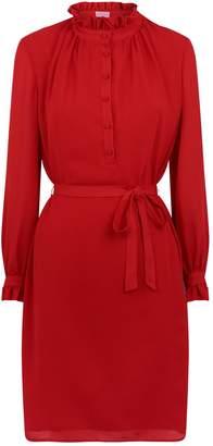 Claudie Pierlot Sheer Dress