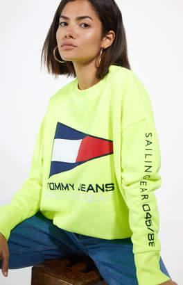 Tommy Hilfiger Sailing Neon Sweatshirt