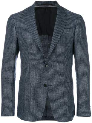 Z Zegna classic single-breasted blazer