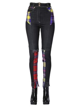 Versace High Waist Jeans