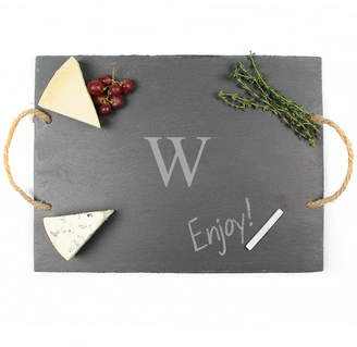 Cathy's Concepts Cathys Concepts Monogrammed Serving Board