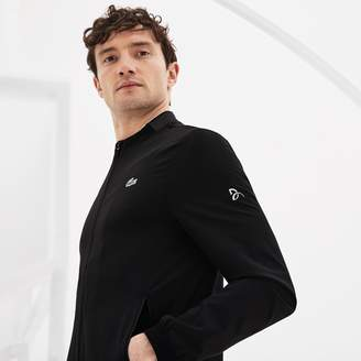 Lacoste Men's SPORT Novak Djokovic Collection Ultra Light Technical Jacket