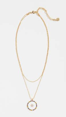BaubleBar Michala Pendant Necklace