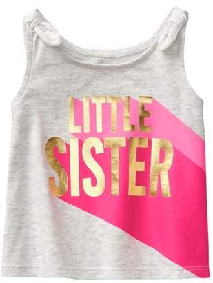 Crazy 8 Little Sister Tank