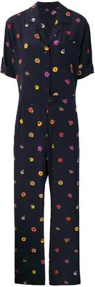 Paul Smith floral printed jumpsuit
