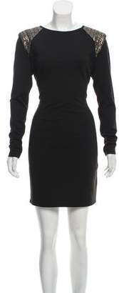 Ted Baker Embellished Long Sleeve Dress