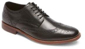 Rockport Style Purpose Wingtip Leather Oxfords