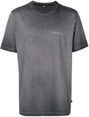 Diesel Whatever splatter T-shirt