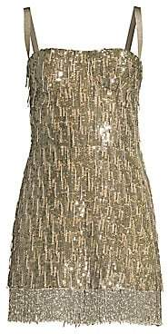 722f25c91616b Alexis Women's Izabell Sequined Mini Dress