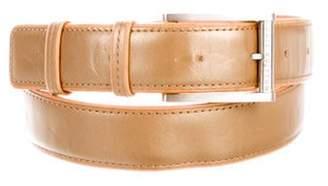 Louis Vuitton Monogram Mat Belt Gold Monogram Mat Belt