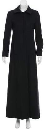 Co Wool Long Coat
