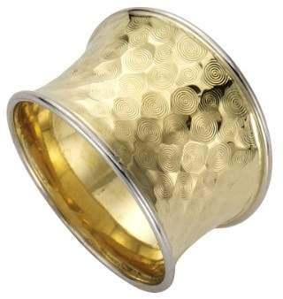 Celesta Fascination by Ellen K. Women's ring 333 Bi-Coloured Diamond-Cut 324370084 62,8 (20.0) two-tone