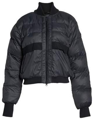 adidas by Stella McCartney Crop Puffer Jacket