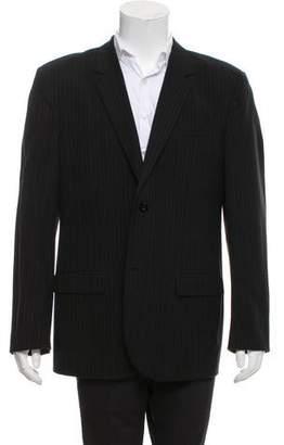 Marc Jacobs Pinstripe Wool Blazer