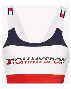 Tommy Hilfiger Sports Bra Low Logo