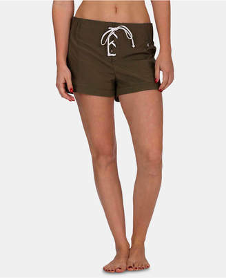 Hurley Juniors' Lace-Up Board Shorts