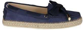 Tod's Tods Stitched Lace-up Loafers