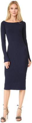 Jason Wu Knit Day Dress $1,295 thestylecure.com