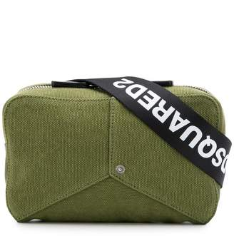 DSQUARED2 D2 Courier belt bag